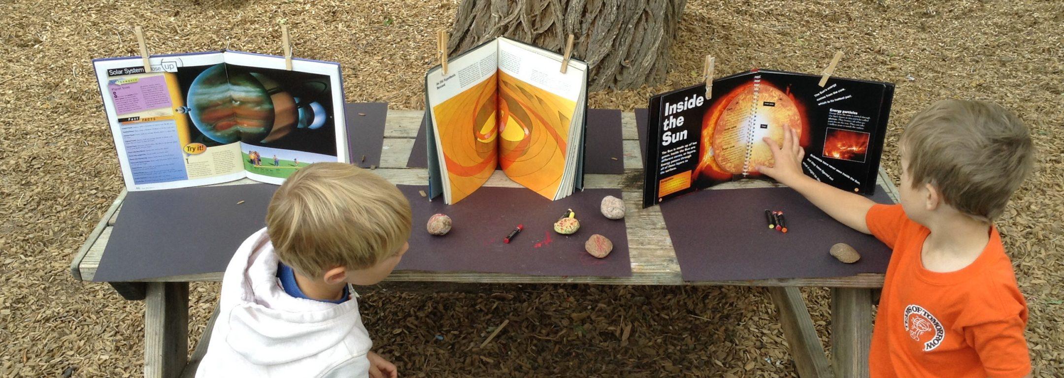 Sharing Planet Knowledge Patchwork Preschool