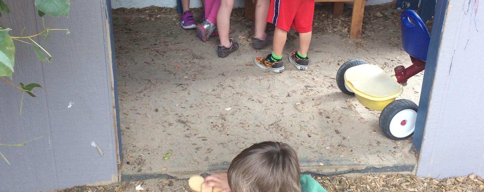 Plane Imaginitive Play Patchwork Preschool