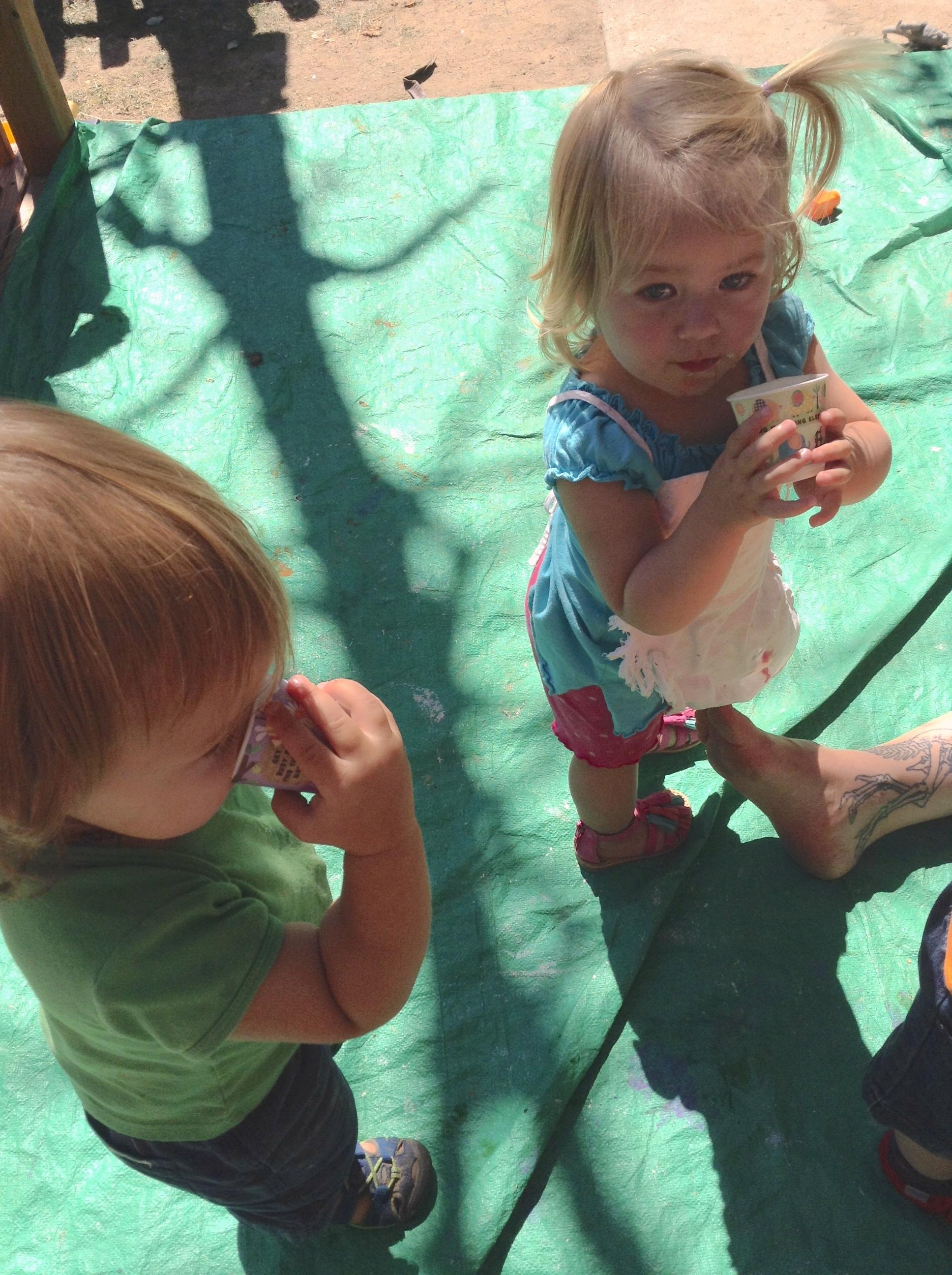 Apple Cider Patchwork School Toddlers