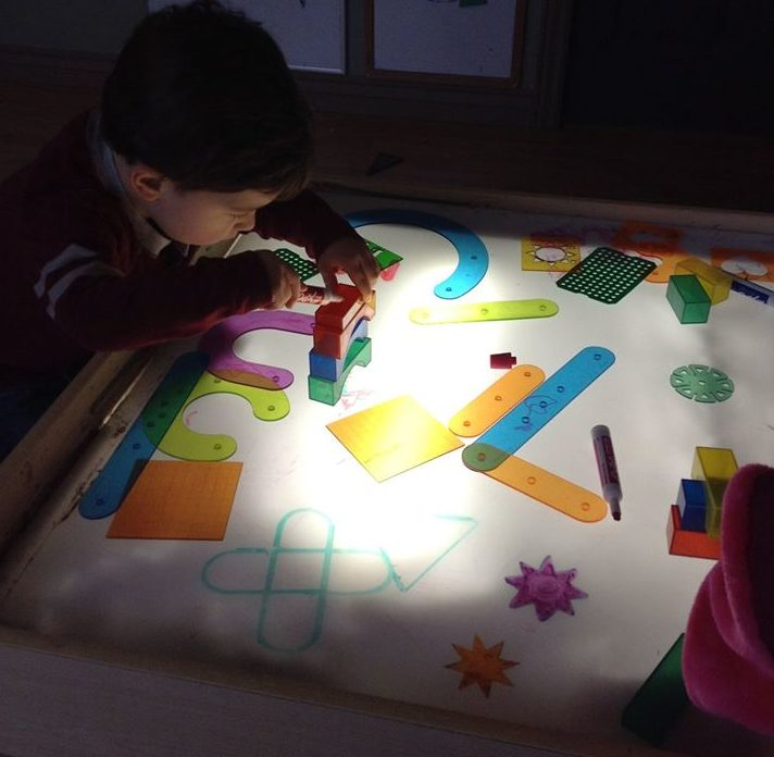 The Light Table